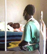 Treating Uganda patients American doctor encounters Ebola virus