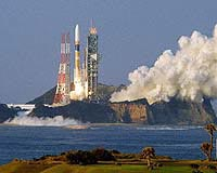Japan launches its largest satellite into space