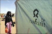British aid group Oxfam closes down its operation in Darfur's largest refugee camp