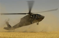 At least 4 killed in US Army helicopter crash in Italy