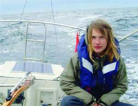 Court takes 13-year-old Dutch girl from parents to block her solo voyage