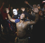 Michael Brown shows America's real face. 53400.jpeg
