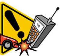 Speaking phone in car more dangerous than drunk driving