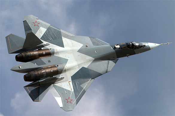 Russia's T-50 fifth-generation fighter equipped with super powerful cruise missile. 60402.jpeg