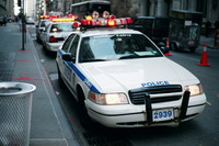 New York City's police accused of discrimination in its stop-and-search policy