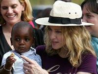 Madonna to Break Grounds For School in Malawi