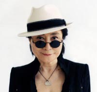 Yoko Ono to unveil John Lennon's monument