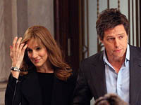 Sarah Jessica Parker Admires Hugh Grant