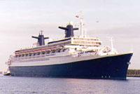 Last days of ocean liner SS France