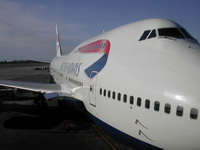 Load factor in British Airways falls