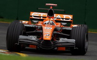 Spyker team to change its name for next Formula One season