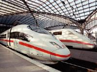 Deutsche Bahn AG to buy British Laing Rail