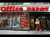 Office Depot Inc. disagrees with Woodbridge Group on candidates