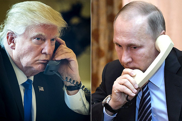 Trump and Putin spoke on the phone for 30 minutes. 60405.jpeg