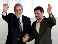 Strong Man of Iran Praises Lula for Failing to Bow Before the Arrogance of the United States
