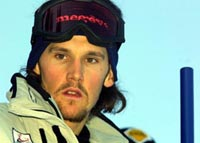 Tissot leads opening slalom run