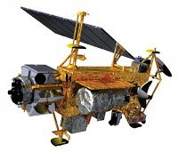 Debris of US satellite to fall down on Earth Friday. 45407.jpeg