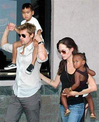 Brad Pitt conceives another child with Angelina Jolie