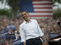 Obama Visits Florida