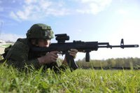 Soldiers of future to be armed with Kalashnikov guns. 51411.jpeg