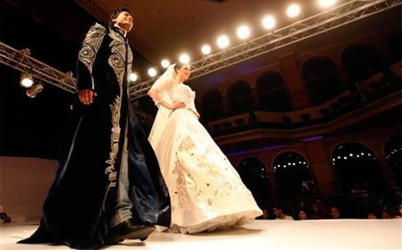 In Saudi Arabia, all fashion shows require prior permission from authorities. Saudi Arabia fashion show crackdown