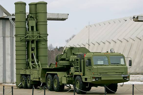 S-400 air defense systems to appear in Crimea in August. 58411.jpeg