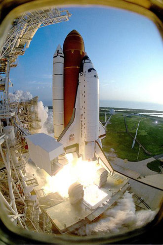 Bad news for Discovery – weather conditions prohibit launch