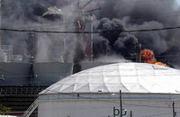 Refinery explosion case ends with settlement