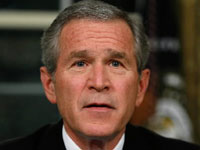 Republicans not to support Bush