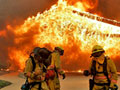 Two Los Angeles County Firefighters Killed Fighting California Wildfire