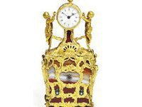 Russian emperor's clock sold at nearly m in London. 48412.jpeg