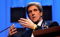 Police arrest student for provocative question to Senator John Kerry