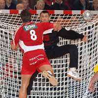 Germany celebrates becoming world champion ... in handball