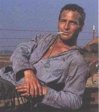 Paul Newman quits cinematography