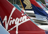 U.S. regulators give approval for Virgin America airline to take off