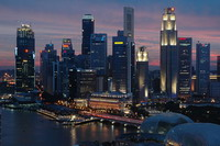 Formula One first night races to take place in Singapore