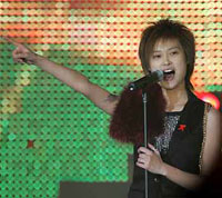 Chinese pop stars allowed to perform in Taiwan