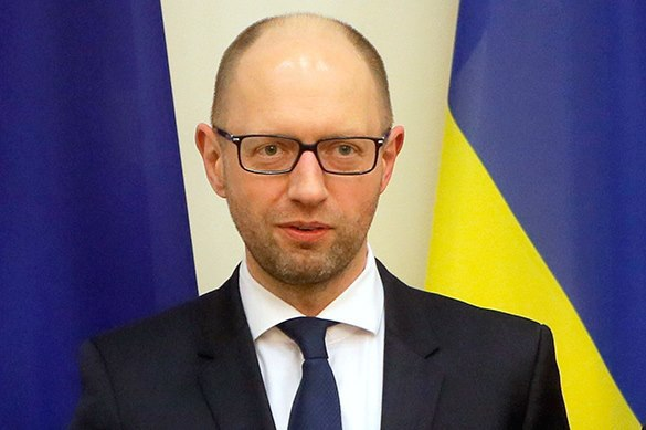 Ukrainian PM suggests selling million hectares of state-owned land. Arseny Yatsenyuk