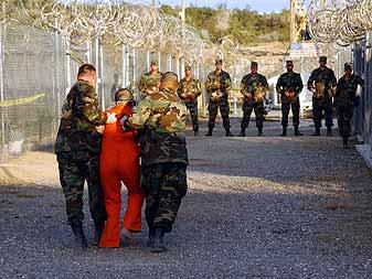 Guantanamo prison camp