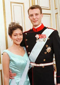 Engagement predicted for Danish prince; palace says it knows nothing of it