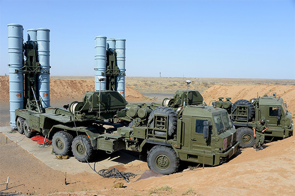 Saudi Arabia to buy S-400 air defence systems from Russia. 61417.jpeg