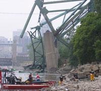 Seven killed, 15 injured in bridge collapse, Dubai