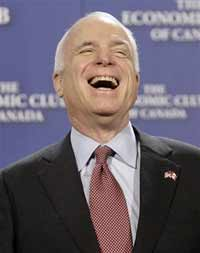John McCain needs another terrorist attack to obtain more success