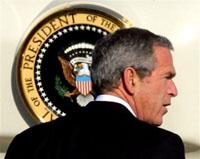 George W. Bush in China