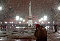 Unusual cold weather strains Argentina's energy grid