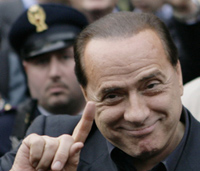 Doctors Advise Berlusconi to Miss Climate Talks in Copenhagen