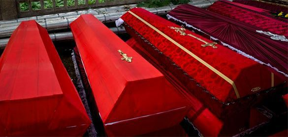 Coffin for rent service to appear in Moscow. Coffin for rent