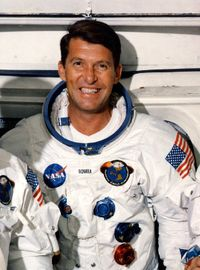 One of the original Mercury Seven astronauts,Walter M. Schirra Jr., dies
