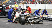Brazilian stock car racer Rafael Sperafico killed during Sao Paulo Grand Prix