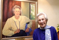 90-year-old Helen Suzman still tackles injustice